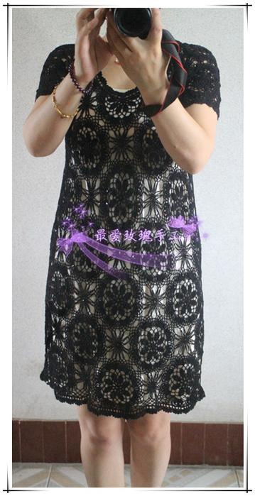 Летнее платье крючком со схемой (3) (359x700, 282Kb)