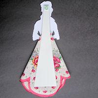 Винтажные открытки с дамами в юбках из носовых платков (30) (200x200, 29Kb)