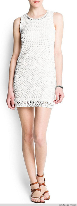 Летнее платье крючком. Схемы (6) (262x700, 116Kb)