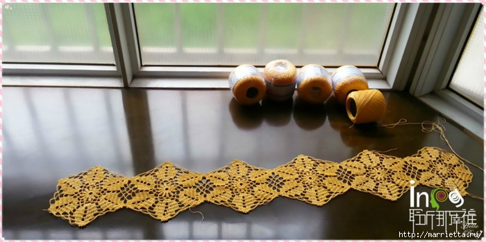 Летнее платье или длинная туника из ажурных мотивов (6) (700x348, 190Kb)