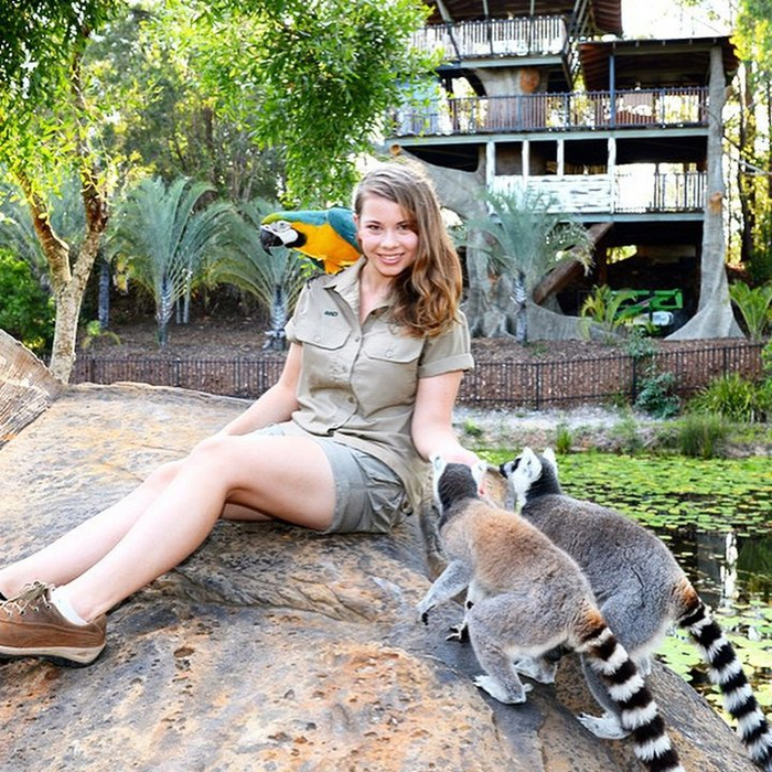 Bindi Irwin photo 7 (700x700, 644Kb)