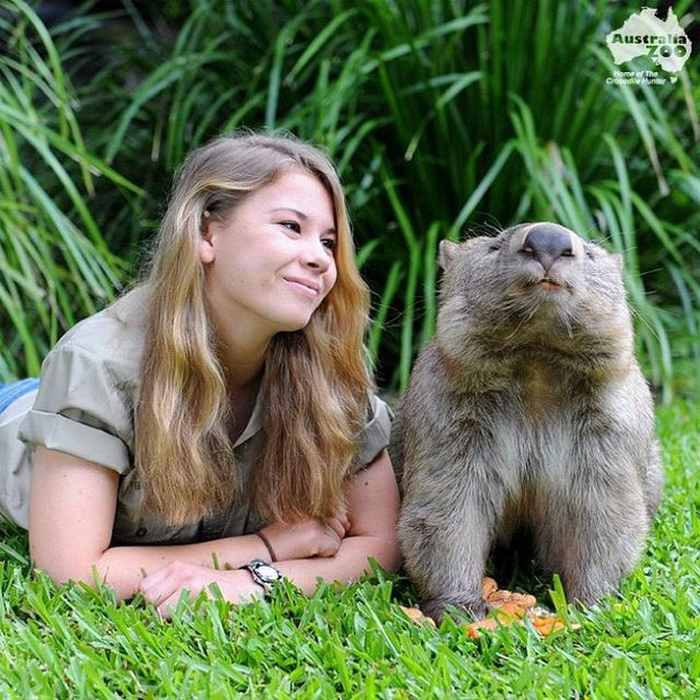 Bindi Irwin photo 12 (700x700, 572Kb)