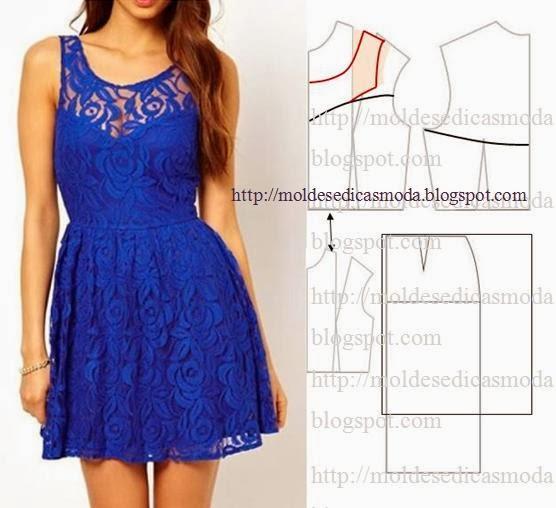 Красивые летние платья выкройки