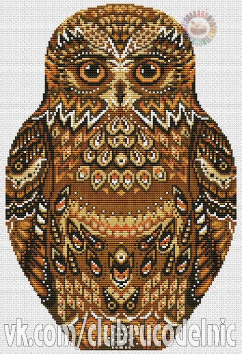 Owl (479x700, 601Kb)