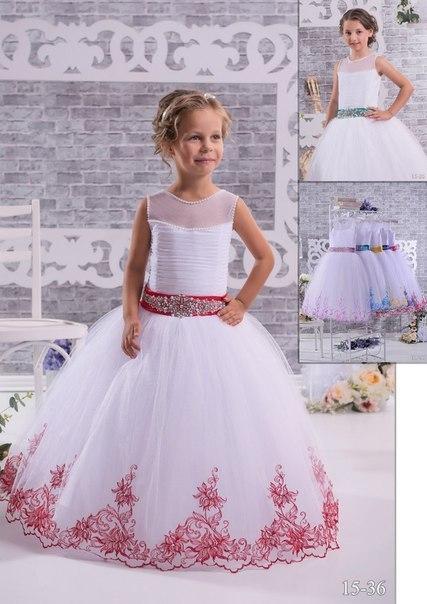 Заказать самые красивые платья
