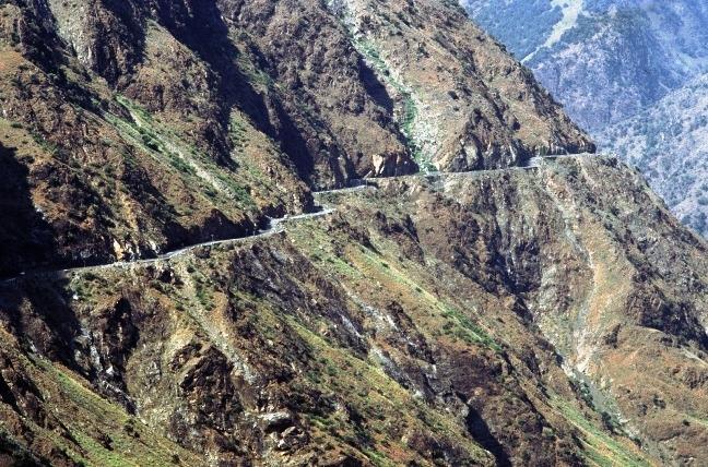Туннель Гуолян, Китай 4 (648x428, 357Kb)