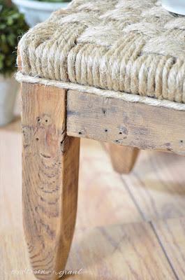 closeup of twine footstool (265x400, 124Kb)