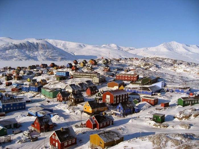 Остров Уумманнак Гренландия 4 (700x525, 395Kb)