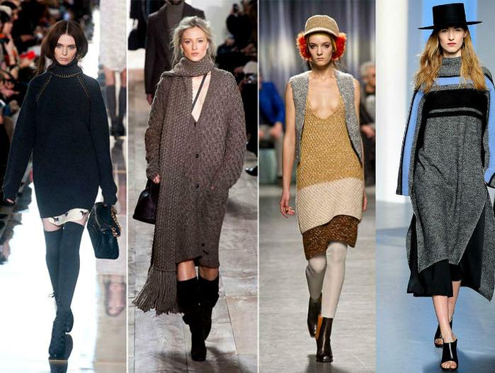 Вязание спицами что будет модно зимой 2016 943