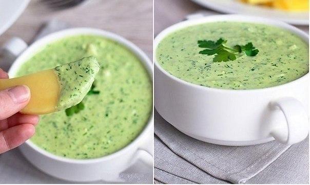 Зеленый соус (604x362, 45Kb)