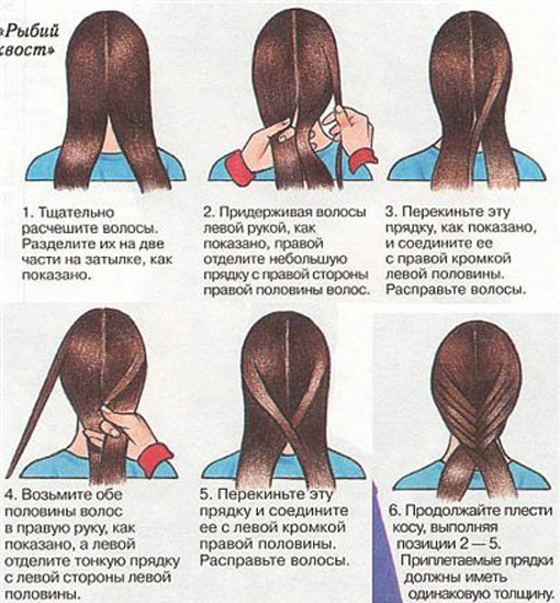 Как сделать плетение косы