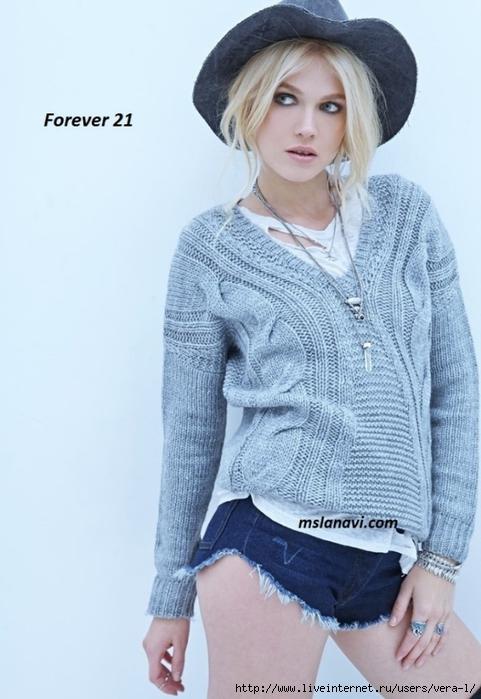 Вязаный-пуловер-спицами-от-Forever-21-704x1024 (481x700, 204Kb)