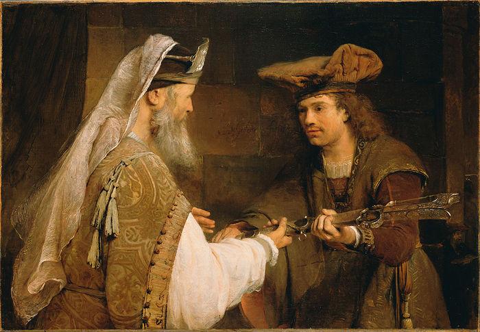 4000579_1280pxAert_de_Gelder_Dutch__Ahimelech_Giving_the_Sword_of_Goliath_to_David__Google_Art_Project (700x485, 89Kb)