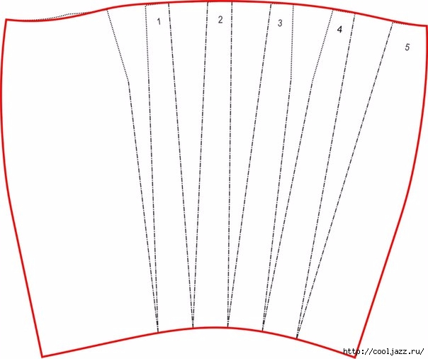 Платье Ruffled - Выкройка2 (604x506, 95Kb)