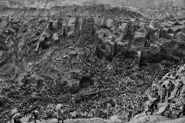 золотая лихорадка в Серра Пелада фото 1 (700x467, 282Kb)