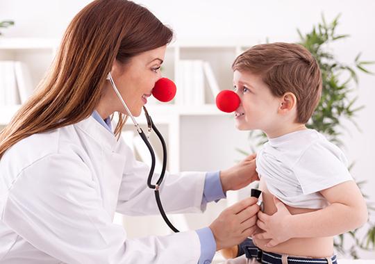 врач педиатр хороший