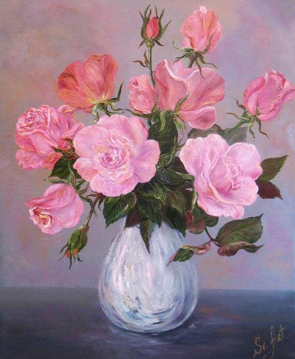 Розы. (576x700, 386Kb)
