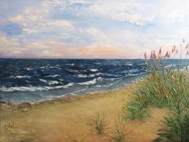 Балтийский берег (639x480, 320Kb)