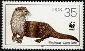 YtDD 2734 .Всемирный фонд охраны дикой природы WWF 1988 (175x105, 18Kb)
