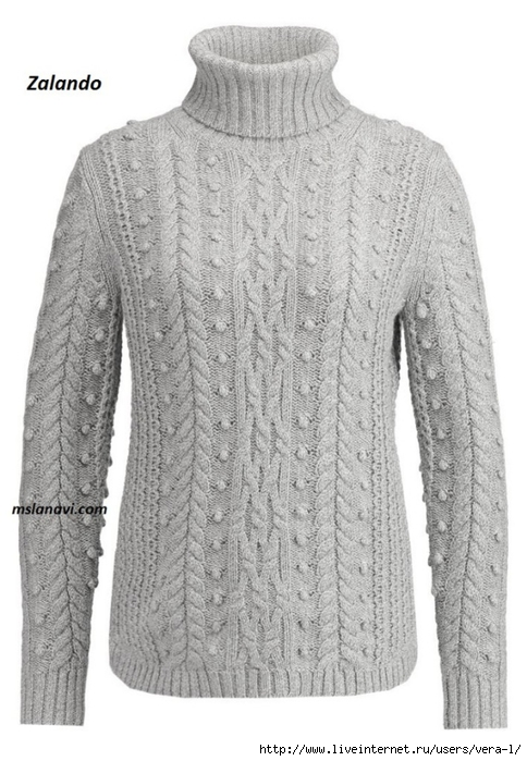 Вязаный-свитер-с-шишечками-709x1024 (484x700, 226Kb)