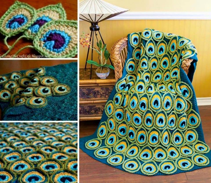Peacock-Feather-AppliqueFree-Pattern (700x606, 579Kb)