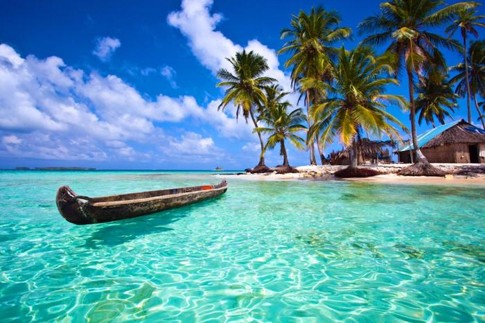 4. Острова Сан Блас, Панама.. (700x466, 480Kb)
