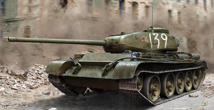 Wallpaper_6057_AFV_Tank_T-44 (700x360, 294Kb)