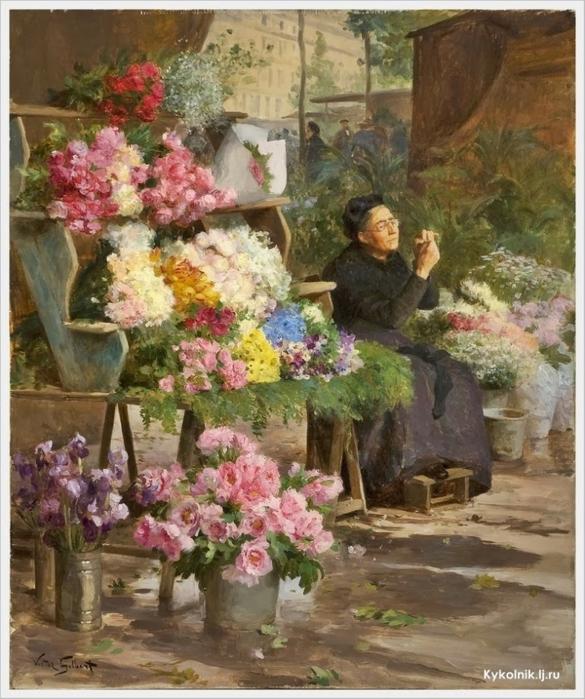 5229398_VictorGabriel_Gilbert_French_18471933_La_marchande_de_fleurs_ar (585x700, 324Kb)