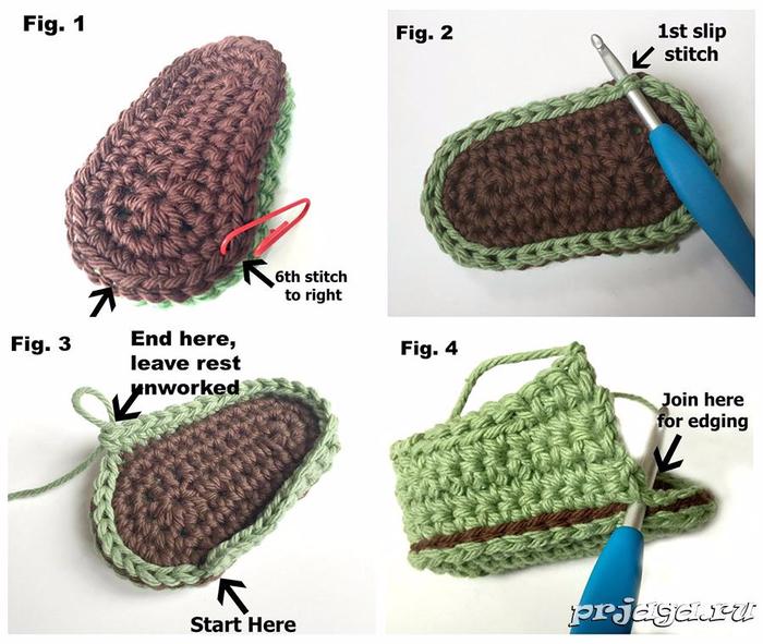 Как вязать сандалики спицами