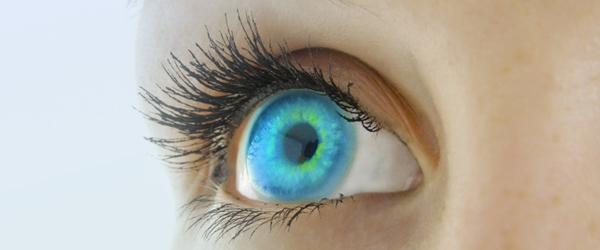 цветные глаза фото