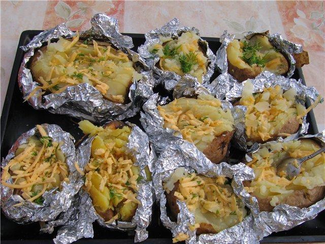 Крошка картошка домашний рецепт фото