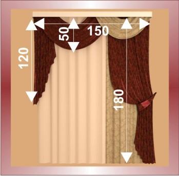 Фото римские шторы своими руками