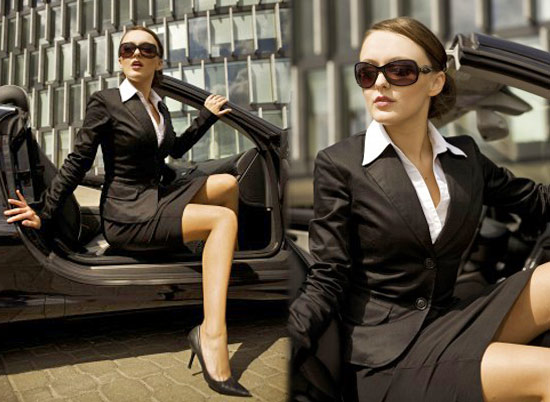 Комментарий: Деловой стиль одежды для женщин: ФОТО.
