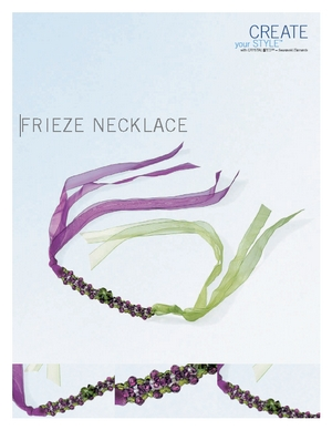 Create your style with swarovski Frieze necklace (300x388, 72Kb)