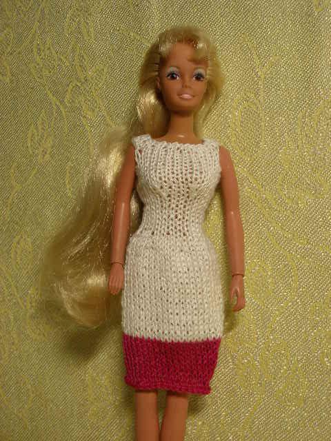 Вязать Юбки Модные Для Барби