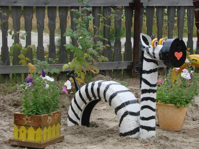 Вироби для саду своими руками