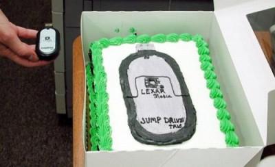 креативные пирожные