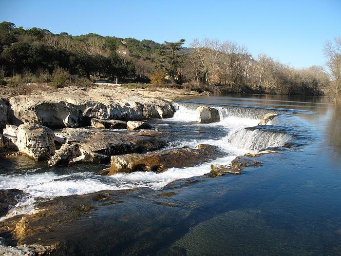 Les cascades du Sautadet - La Roque sur Ceze 86217