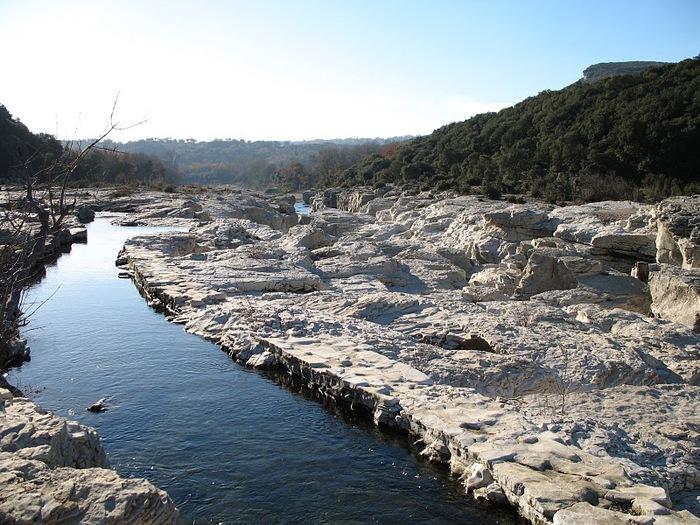 Les cascades du Sautadet - La Roque sur Ceze 66346