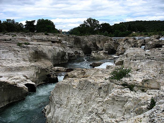 Les cascades du Sautadet - La Roque sur Ceze 57542