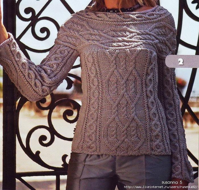 свитер (700x669, 457Kb)
