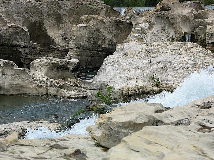 Les cascades du Sautadet - La Roque sur Ceze 23859