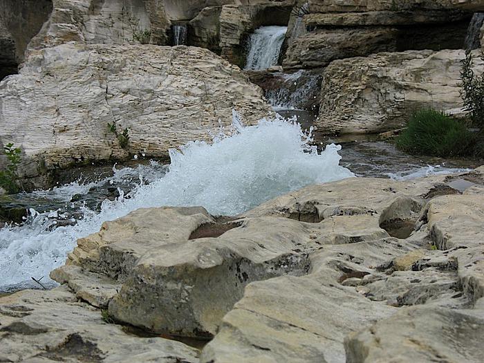 Les cascades du Sautadet - La Roque sur Ceze 76278
