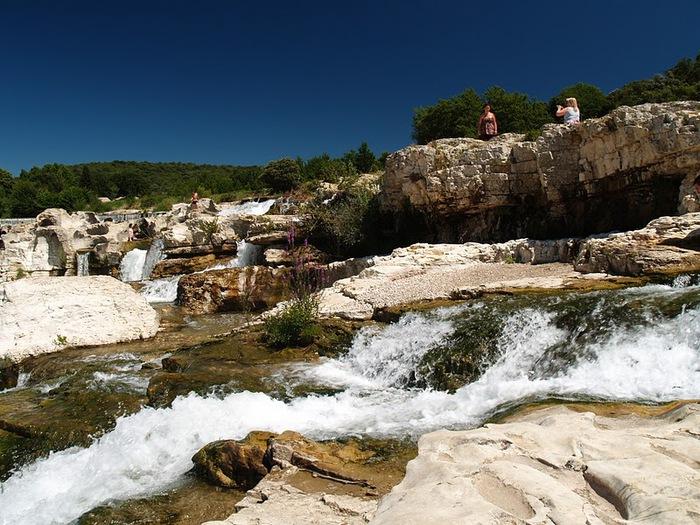 Les cascades du Sautadet - La Roque sur Ceze 65368