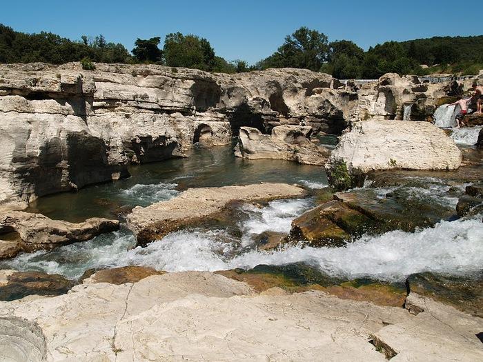 Les cascades du Sautadet - La Roque sur Ceze 70308