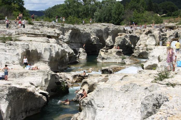 Les cascades du Sautadet - La Roque sur Ceze 62641