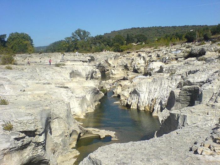Les cascades du Sautadet - La Roque sur Ceze 81119