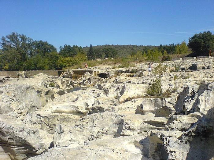 Les cascades du Sautadet - La Roque sur Ceze 48471