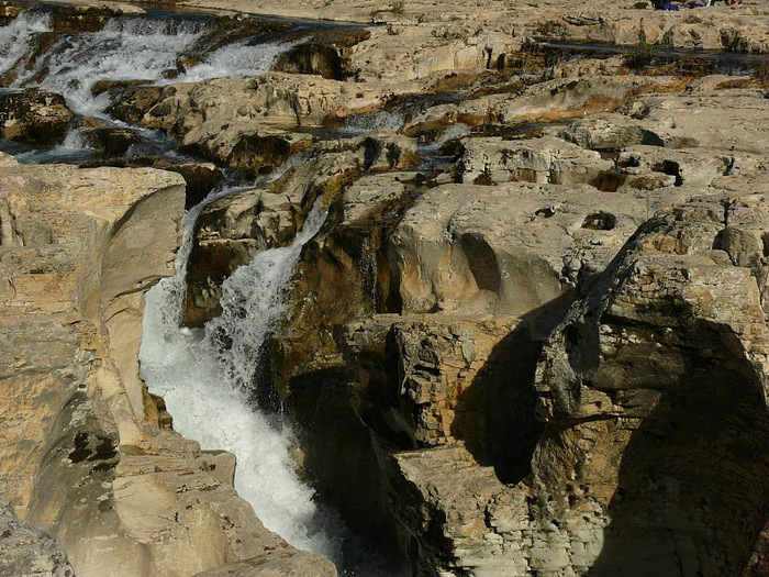 Les cascades du Sautadet - La Roque sur Ceze 12178