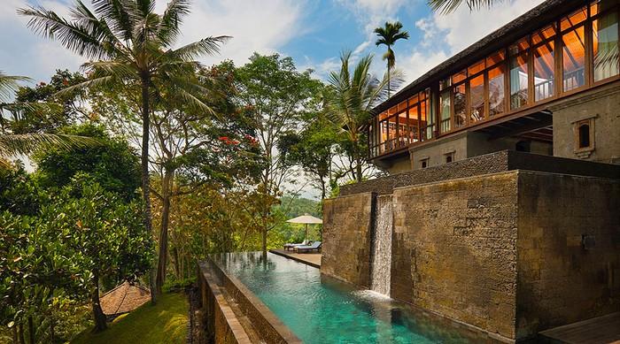 Самые красивые отели - отель Como Shambhala Estate